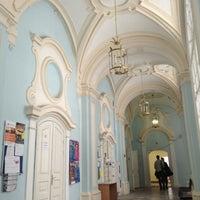 Photo taken at School of International Relations SPBU by Evgeniya M. on 2/13/2013