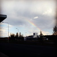 Photo taken at Vaalimaa by Alyona P. on 8/28/2014