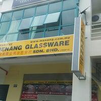 Photo taken at Menang Glassware by ZK on 8/30/2014