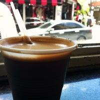 Photo taken at La Bussola café by Alberto R. on 6/19/2013