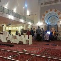 Photo taken at Masjid Jamek Sultan Abdul Aziz by Mohd A. on 3/1/2013