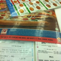 Photo taken at Domino's Pizza by taher e. on 12/2/2012