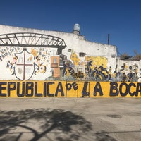 Foto tirada no(a) La Boca por Sencer M. D. em 5/1/2017