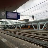 Photo taken at Station Arnhem Centraal by Janet M. on 6/12/2013