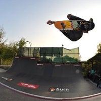Photo taken at Skatepark Usmate - Bonassodromo by Cristiano C. on 2/19/2013