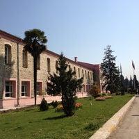 Photo taken at T.C. İstanbul Sabahattin Zaim Üniversitesi by Yener Y. on 4/25/2013