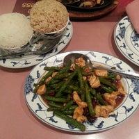 Das Foto wurde bei Hunan Home's Restaurant von Cristi am 8/29/2013 aufgenommen