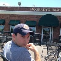 Photo taken at McGrady's Irish Pub by Greg G. on 5/25/2013