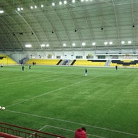 Photo taken at Sports Complex Sheriff by Вадим К. on 2/22/2014