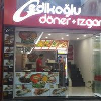 Photo taken at Gedikoğlu Döner & Izgara by Serkan C. on 8/27/2014