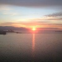 1/28/2013 tarihinde Melike G.ziyaretçi tarafından Megapol Tower'de çekilen fotoğraf