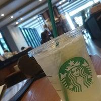 Photo taken at Starbucks by Hiro I. on 6/15/2017