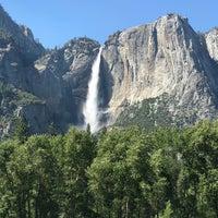 Photo taken at Lower Yosemite Falls by Hai L. on 7/4/2017