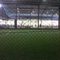Photo taken at Kene Wae Futsal Center by Phinan A. on 5/8/2013