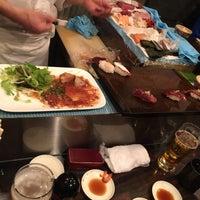 3/26/2016에 TakaSantaCruz E.님이 屋台寿司 めぐみ 又こい家에서 찍은 사진