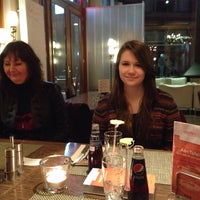 Photo taken at Moellies restaurant by Anna L. on 3/19/2014