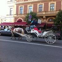 Снимок сделан в Гранд Отель Европа пользователем Irina K. 7/29/2013