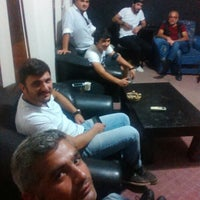 Photo taken at Mersin Türk Riders Kulüp Evi by Cemil B. on 9/25/2014