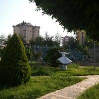 Photo taken at Mevlana Parkı by Mahmut Y. on 7/14/2013