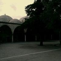 Photo taken at Sokullu Mehmet Paşa Camii by Yasin Buğra F. on 6/9/2013