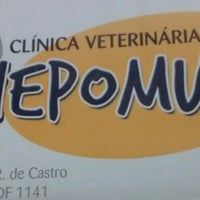 Photo taken at Clinica Veterinária Nepomuceno by Welingtton R. on 3/24/2014