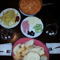 Photo taken at Nezih Cafe Bistro by Furkan Ç. on 12/13/2013
