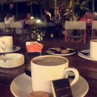Photo taken at Armani Caffè by Aljuharah A. on 8/15/2018