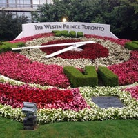 Photo taken at The Westin Prince, Toronto by SYSWARE I. on 7/27/2013