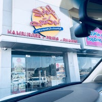 Photo taken at Johnny Rockets by MBF 🇶🇦 on 3/28/2018