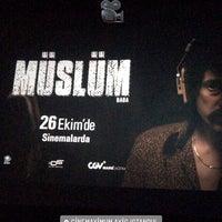 10/17/2018 tarihinde Serkan P.ziyaretçi tarafından Cinemaximum'de çekilen fotoğraf