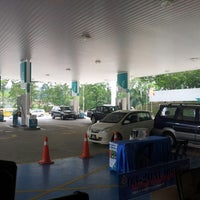 Photo taken at PETRONAS Station by Bazli H. on 9/4/2013
