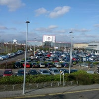 Photo taken at intu Braehead Shopping Centre by Gary G. on 2/17/2013