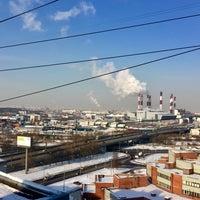 Photo taken at Kirovsky District by VALERA V. on 3/3/2018