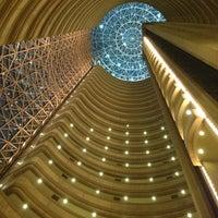 Photo taken at Hotel Santiago by Manuel B. on 2/16/2013
