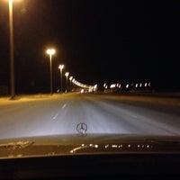 Photo taken at Dammam-Riyadh highway by Fahad A. on 9/25/2013