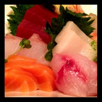 Photo taken at Makiman Sushi by Kyle P. on 4/11/2013