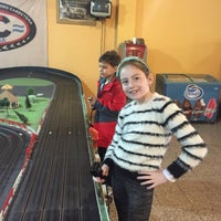 Photo taken at Slot cars Anné scalextric by Fabian F. on 6/20/2015