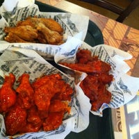 Photo taken at Wingstop by Francheska L. on 1/26/2013