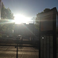 Photo taken at Northgate Transit Center by Chad S. on 5/4/2013
