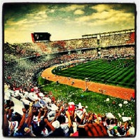 "Photo taken at Estadio Antonio Vespucio Liberti ""Monumental"" (Club Atlético River Plate) by Patricio Andrés L. on 3/6/2013"