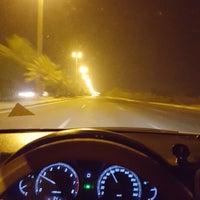 Photo taken at AlAhsa Dhahran Freeway by Eng A. on 8/4/2018