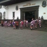 Photo taken at Kantor Gubernur Jawa Barat by hersuparyoto e. on 2/21/2014