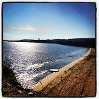 Photo taken at BOTAŞ Plajı by Muhammet Bilal G. on 10/17/2013