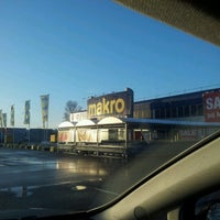 Photo taken at Makro by Marco P. on 2/7/2013