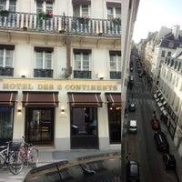 Foto scattata a Hôtel des Deux Continents da rarihozzz il 8/9/2015