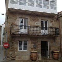 Photo taken at Taberna O Ribeiro by Enrique P. on 6/22/2013