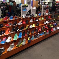 Photo taken at Champs Sports by TinaCris C. on 3/4/2014