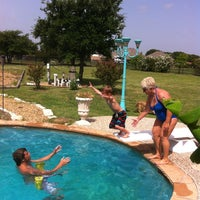 Photo taken at Swim Lessons by Tim E. on 6/26/2013