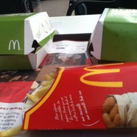 Photo taken at McDonald's by Belén M. on 1/13/2013