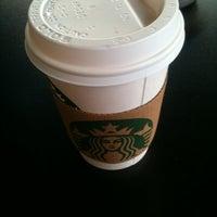 Photo taken at Starbucks by Alina B. on 1/22/2013